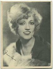 Marion Davies - 1920s Kashin Motion Pictures Star Movie Card
