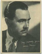Owen Moore - 1920s Kashin Motion Pictures Star Movie Card