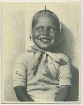 Baby Snookums - 1920s Kashin Motion Pictures Star Movie Card