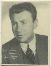 Tom Moore - 1920s Kashin Motion Picture Stars Movie Card
