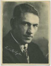 Victor McLaglen - 1920s Kashin Motion Pictures Star Movie Card