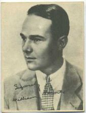 William Haines - 1920s Kashin Motion Pictures Star Movie Card