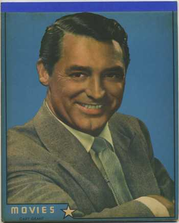 Cary Grant Writing Tablet