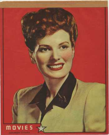 Maureen O'Hara Writing Tablet Cover