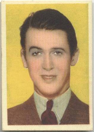 1930's James Stewart Editorial Bruguera Paper Card