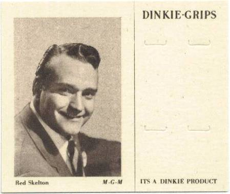 1949 Dinkie Grips Red Skelton