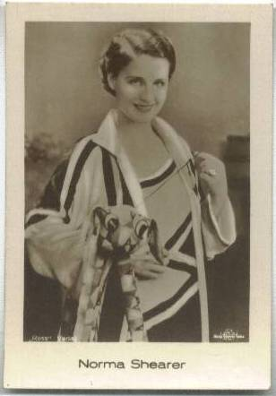 1930's Manoli Gold Norma Shearer