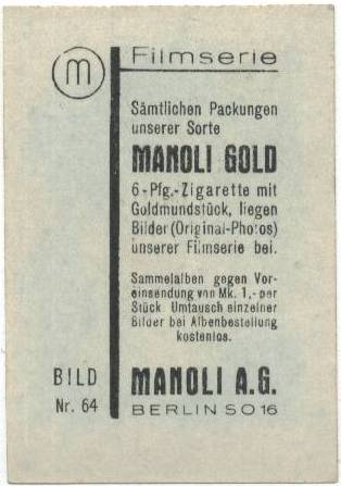 1930's Manoli Gold Buddy Rogers