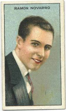 1922 Wills Ramon Novarro