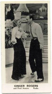 1935 R.J. Lea Girls from the Shows Ginger Rogers with Fred Astaire
