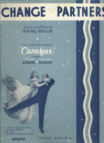 Sheet Music from Carefree