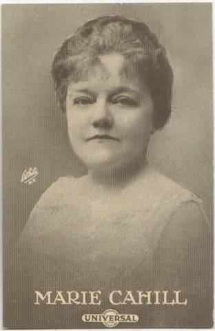 Marie Cahill - 1915 Universal Actors & Actresses Post Card