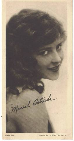 1916 Water Color Company Muriel Ostriche Premium Photo