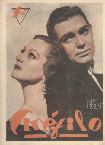 Cinefilo from Portugal Dec 10, 1932 Clark Gable & Joan Crawford