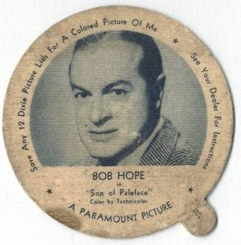 Bob Hope Dixie Lid