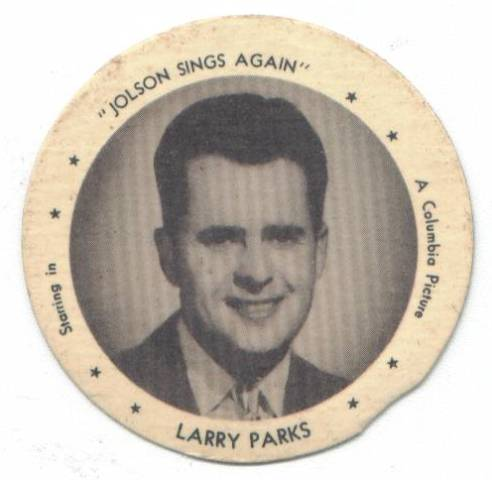 Larry Parks Dixie Lid