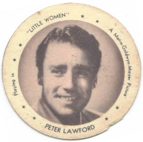 Peter Lawford Dixie Lid