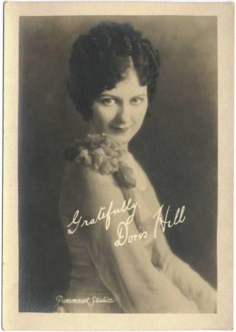Doris Hill net worth