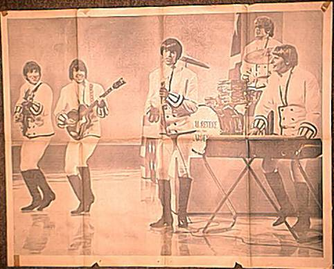 Paul Revere & the Raiders Poster